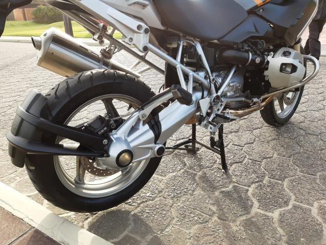 Moto Bmw GS 1200 Sport 2011/12 - Foto 8