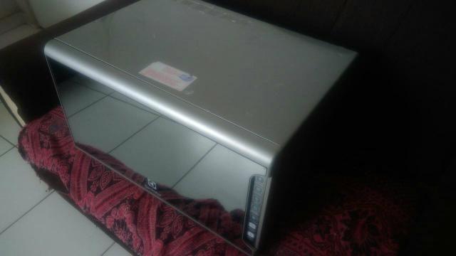Microondas Electrolux, 31l, espelhado novo, com nota fiscal e garantia - Foto 2