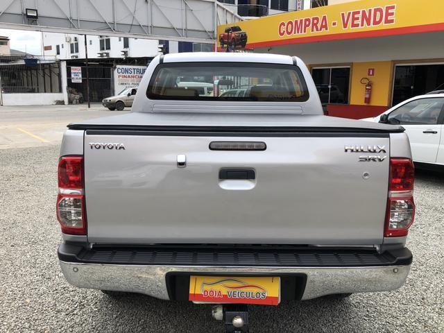 Toyota Hilux SRV 3.0 Diesel 2012-2013 - Foto 5