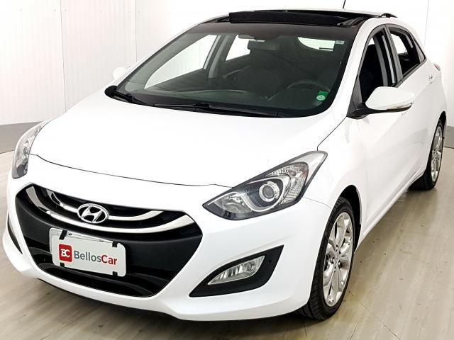Hyundai i30 Serie Limitada 1.8 16V Aut. 5p - Branco - 2015