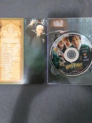 Dvd duplo Harry Potter e a Câmara secreta - Foto 5