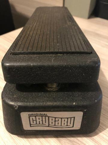 Pedal Wah Wah Cry Baby Dunlop - Foto 2
