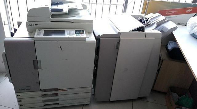 Impressora Riso Comcolor 7050r