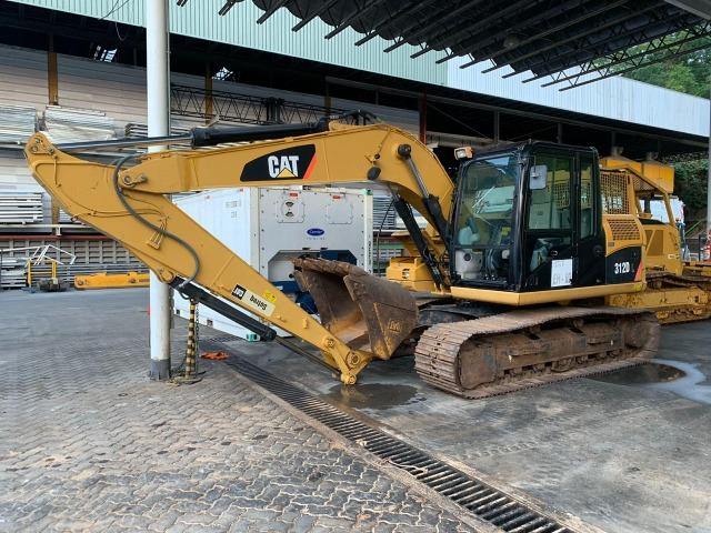 Escavadeira CAT 312D - ano 2012 - Foto 2