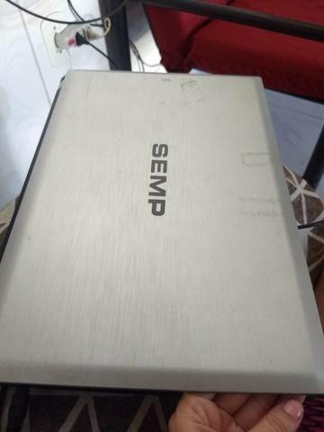 Vendo notebook Semp Toshiba - Foto 3