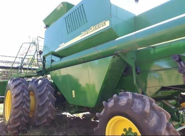 Excelente oportunidade de crédito para a compra da sua colheitadeira novo/usado!!! - Foto 2