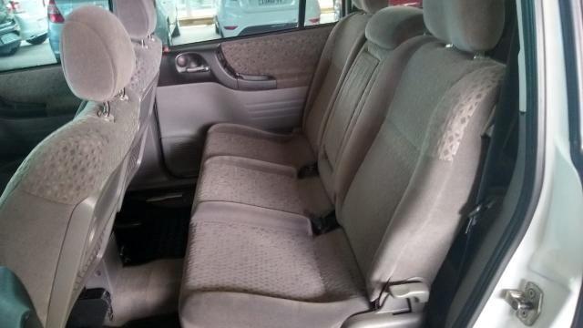 Chevrolet Zafira ZAFIRA 2.0 MPFI ELEGANCE 8V FLEX 4P MANUAL 4P - Foto 9