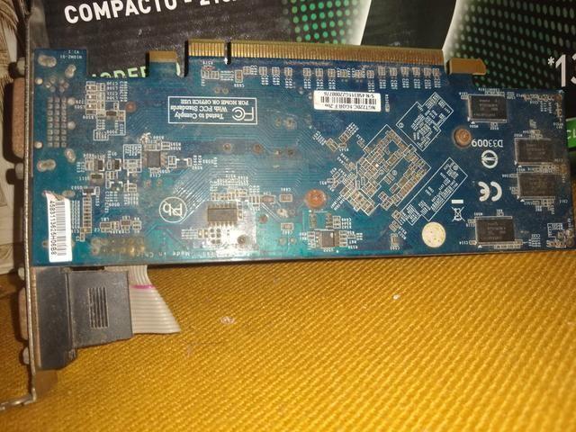 Placa de vídeo GT 710 2G DDR3 - Foto 3