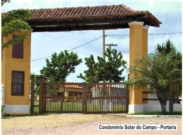 Lotes/Condomínio Solar do Campo - Iguaba Grande