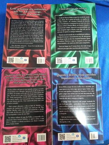 Kit 4 livros Saga De Repente de Susan Fox - Foto 3
