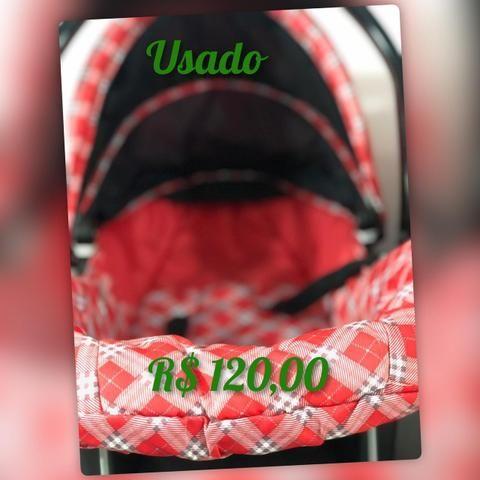 Bebê conforto usado a partir de 100,00 - Foto 4