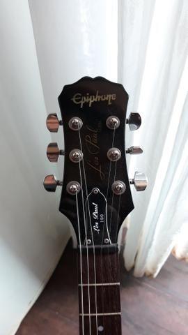 Guitarra Epiphone les paul 100 - Foto 6
