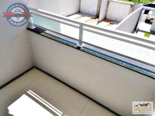Casa Duplex Fino Acabamento- Região da Parangaba- Ultima Unidade- Pronta Pra Morar - Foto 4