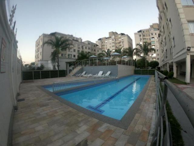 Apartamento de três quartos no Spazio Vanguardia