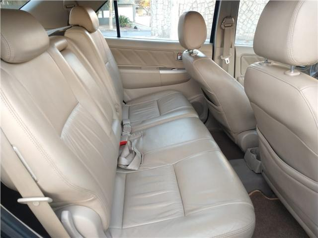 Toyota Hilux sw4 3.0 srv 4x4 16v turbo intercooler diesel 4p automático - Foto 8