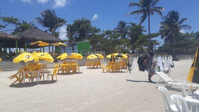 Cabana de praia restaurante