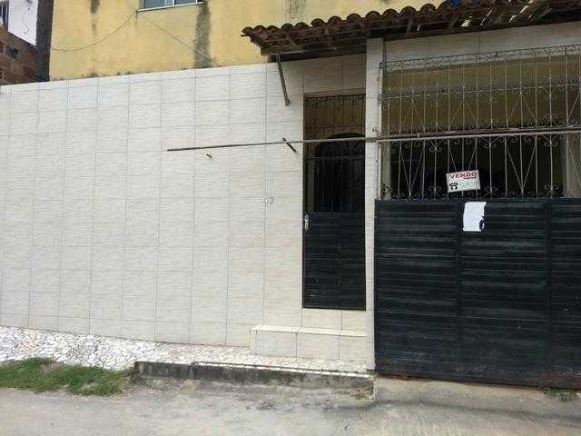 Casa em paripe 3/4com garagem - Foto 9