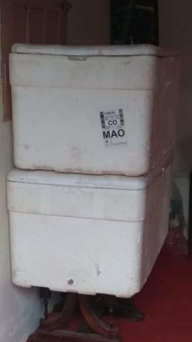 Vendo caixa 190lt