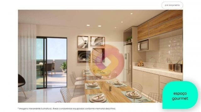 Apartamento com 2 dormitórios à venda, 48 m² por R$ 214.900,00 - Campo Comprido - Curitiba - Foto 8
