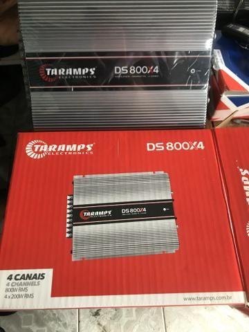 Taramps DS800x4 nova na caixa