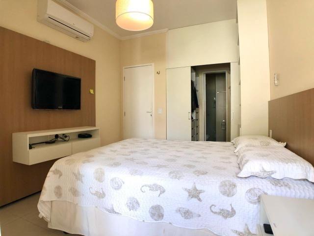 CA0923 - Casa plana com 3 suítes, dependência e lazer completo em condomínio fechado - Foto 14