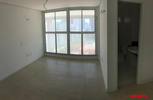 AP1559 Brisas Do Meireles, apartamento com 4 quartos, 4 vagas, lazer completo - Foto 4