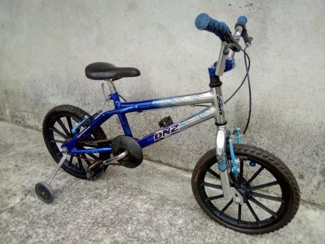 Bicicleta Ligth aro 16 semi nova - Foto 4