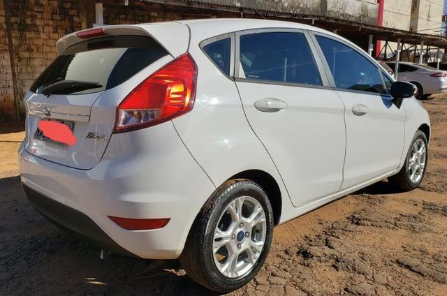 '' Lindo Ford Fiesta 1.5 Flex 2014/2015, completo '' - Foto 4