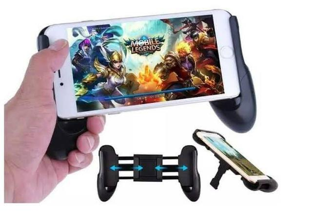 Suporte Game Pad Universal Original Gamer Android iOS - Foto 4