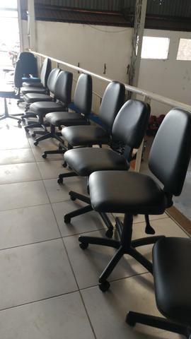 Cadeira Giratória $99 Back System - Foto 5