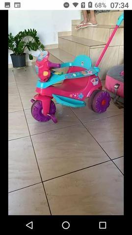 Velo baby,vira triciclo - Foto 3