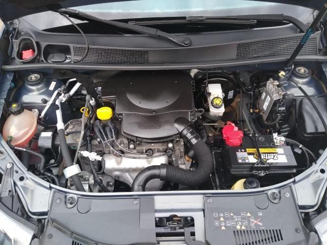 Renault Logan Expression 1.6 - completo, carro impecável, vale a pena conferir! - Foto 14