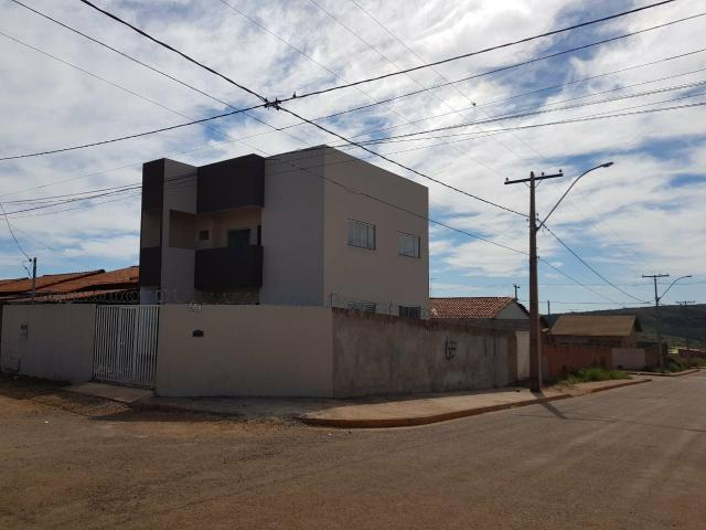 Apartamento 2 Qts, Sala, Cozinha, Banheiro, Área de Serviço e Garagem - Foto 2