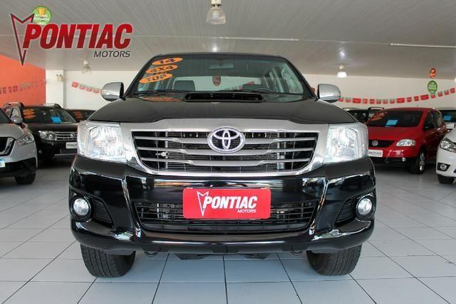 Toyota Hilux Diesel CD Srv 4X4 3.0 2014 - Foto 2
