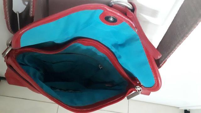 964037e74 Linda bolsa em couro da uncle k - Bolsas, malas e mochilas - Aldeota ...