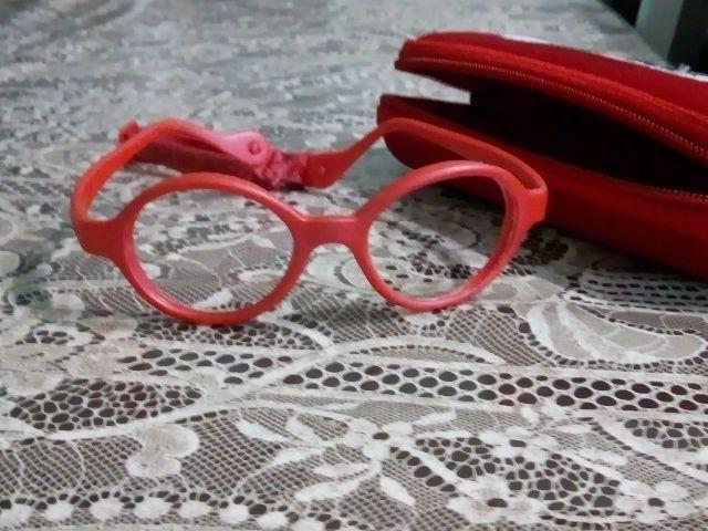 2b87387fd Armação de óculos de grau Infantil - Bijouterias, relógios e ...
