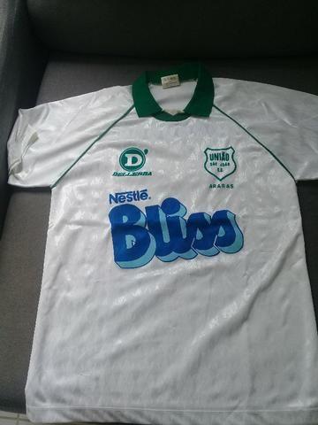 cfe7db2836 Camisa Futebol Oficial União São João de Araras - Esportes e ...