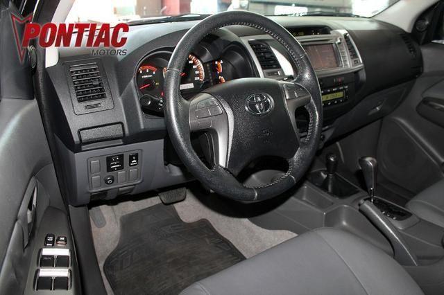 Toyota Hilux Diesel CD Srv 4X4 3.0 2014 - Foto 7