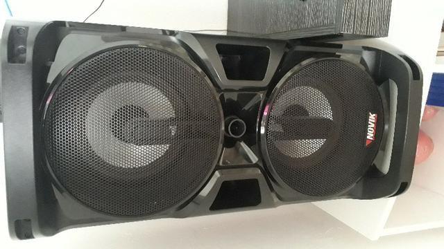 Caixa amplificada Novik Neo Infinity8