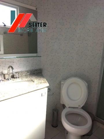 Apartamento mobiliado de 2 dormitorios suite e sacada com churrasqueira no itacorubi - Foto 8