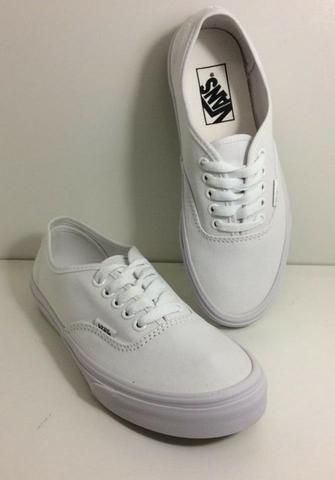 b82902f5f Tênis Vans Branco N° 41 - Roupas e calçados - Parque Continental ...