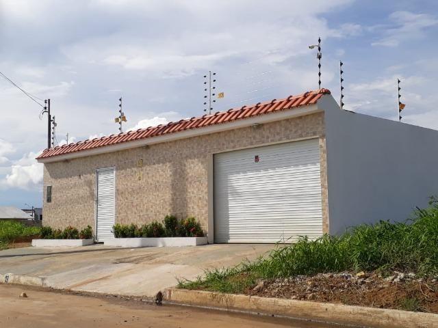 Nova Manaus na Manoel Urbano construa sua casa sem burocracia com uma pequena entrada - Foto 7