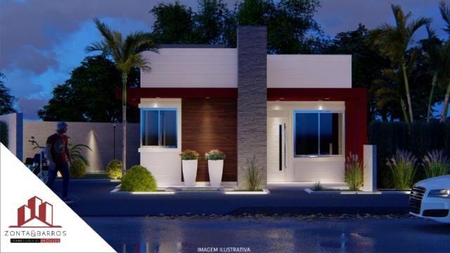 Casa à venda com 3 dormitórios em Gralha azul, Fazenda rio grande cod:CA00106 - Foto 2