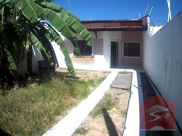Casa residencial para venda e locação na messejana com 03 suítes. - Foto 2