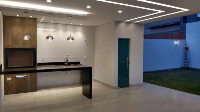 Samuel Pereira oferece: Casa Nova Moderna Sobradinho Alto da Boa Vista 3 suites - Foto 5