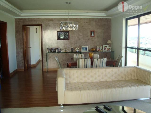 Apartamento com 5 dormitórios à venda, 257 m² por r$ 750.000,00 - cidade jardim - anápolis - Foto 3