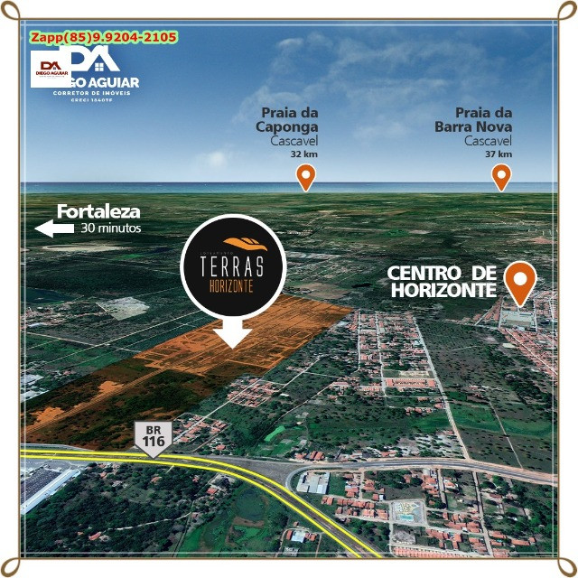 Loteamento Terras Horizonte- Marque sua visita!@! - Foto 9