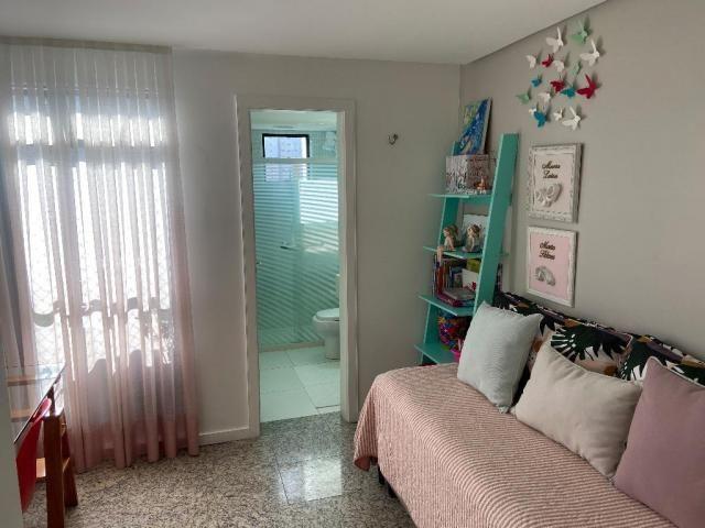 Apartamento com 3 dormitórios à venda, 146 m² por R$ 620.000 - Aldeota - Fortaleza/CE - Foto 8