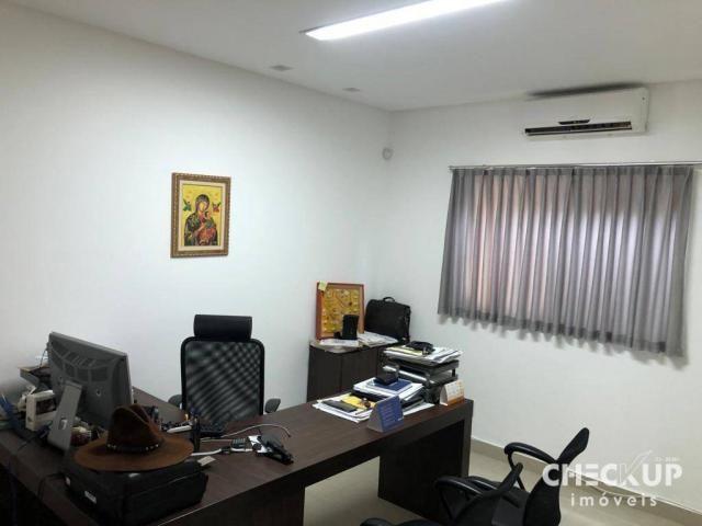 Casa com 4 dormitórios à venda, 256 m² por R$ 1.500.000 - Setor Marista - Goiânia/GO - Foto 15