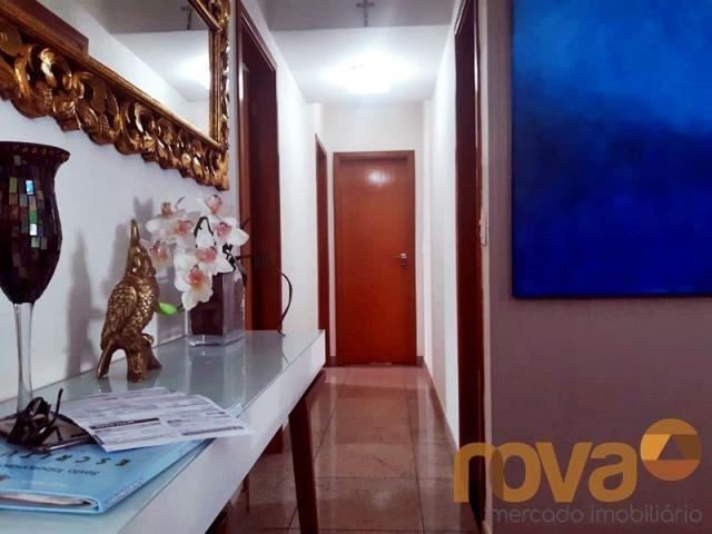 Apartamento à venda com 3 dormitórios em Setor bueno, Goiânia cod:NOV235797 - Foto 3